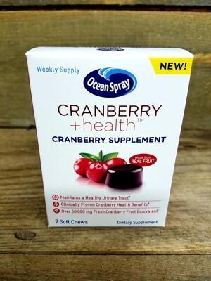 Cranberry + Health Cranberry Supplement
