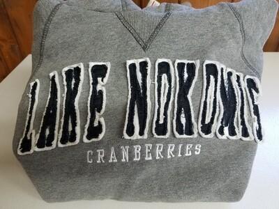 LNC Gunmetal Fleece Hooded Sweatshirt