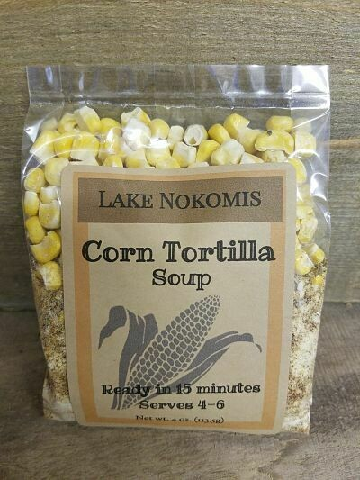 LNC Corn Tortilla Soup