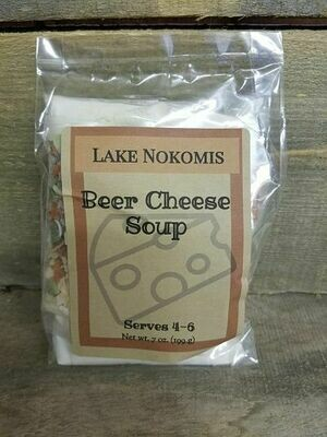 LNC Beer Cheese Soup