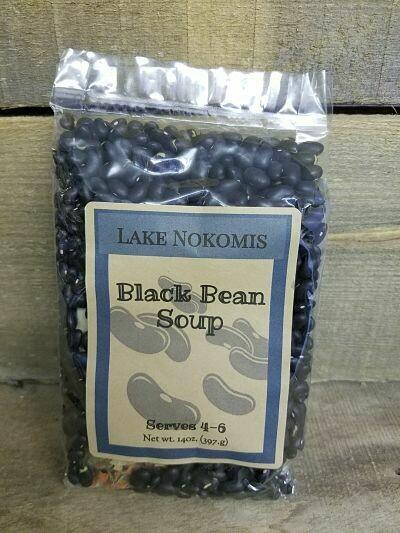 LNC Black Bean Soup