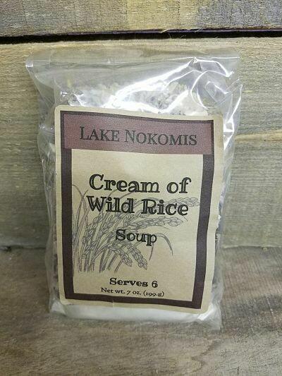 LNC Cream of Wild Rice Soup