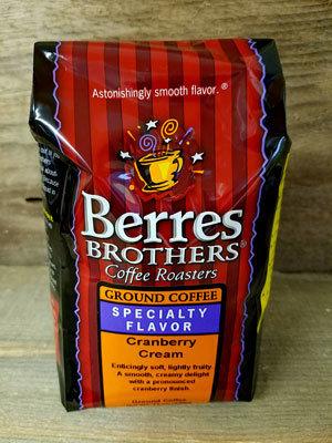 Berres Brothers Cranberry Cream Coffee