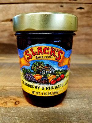 Slack's Cranberry Rhubarb