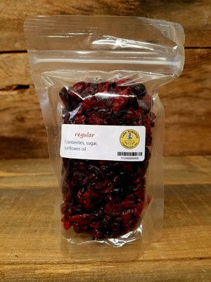 Sweet & Dried Cranberries