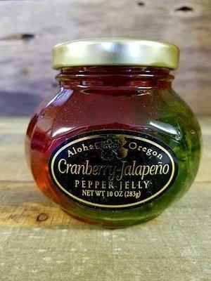 Cranberry & Jalapeno Pepper Jelly