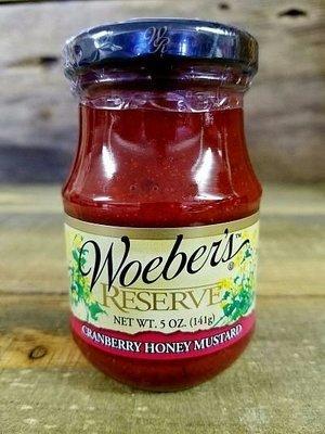 Woeber's Cranberry Mustard