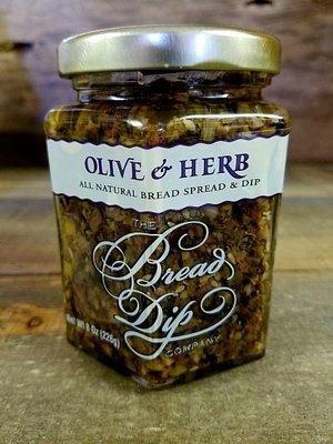 Olive & Herb Bread Dip