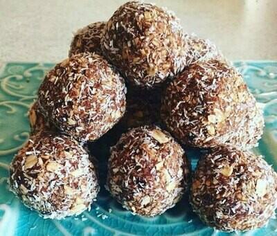 Peanut Butter Caramel Protein Balls (10 pack)