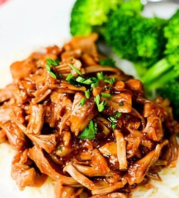 Hickory Pulled Pork