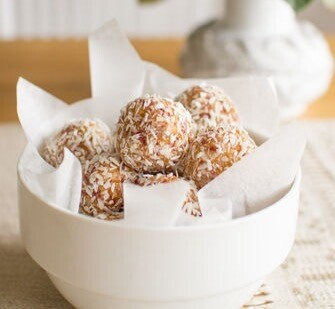 Apricot & Cranberry Bliss Balls (10 Pack) (Vegan)