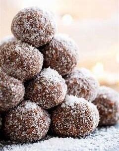 Chocolate Fudge Protein Balls (10 pack)