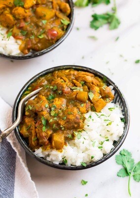 Jamaican Chicken Curry
