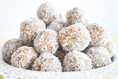 Apricot & Cranberry Bliss Balls (3 Pack)(Vegan)