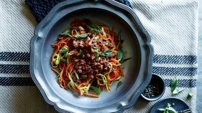 Bolognese with Vegetables