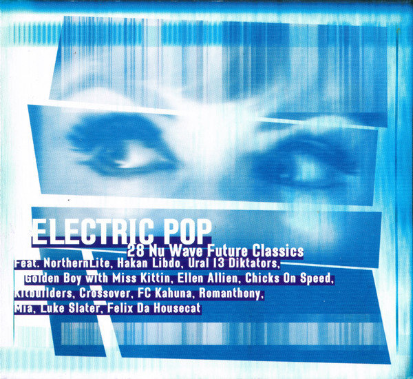 Electric Pop - MOFA 05 -  (SOLD OUT)