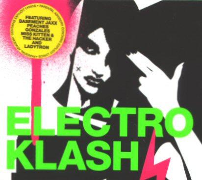 Electro Klash - URBCD11 - (SOLD OUT)
