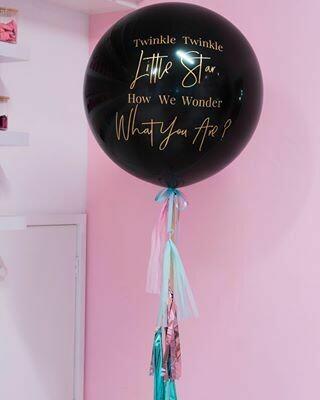60cm Gender Reveal Balloon