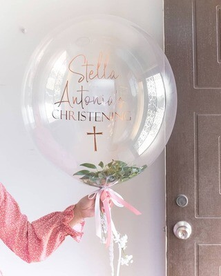 SOLD OUT - 60CM Baby's Breath Bubble Balloon
