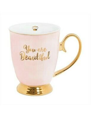 Cristina Re You are Beautiful Mug
