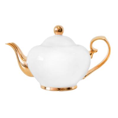 Cristina Re Ivory Teapot - 2 Cup