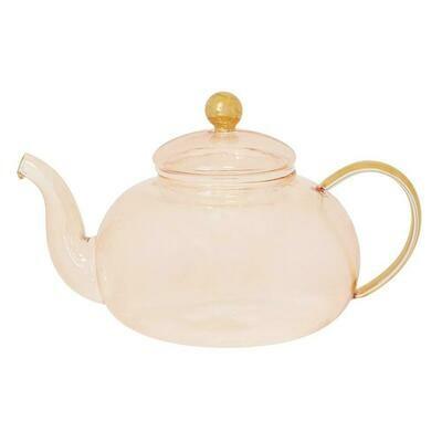 Cristina Re - Teapot Rose Glass