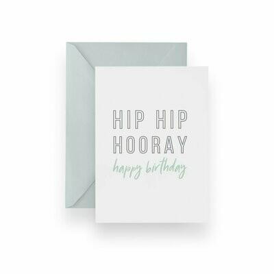 Hip Hooray Card