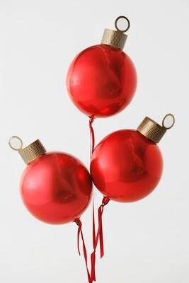 Christmas Ornament Trio