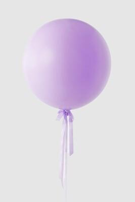 Jumbo Lilac Balloon