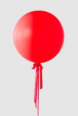 Jumbo Apple Balloon