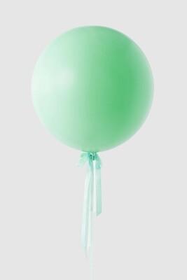 Jumbo Pastel Green Balloon