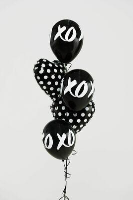 """Always Be My Baby XO""  Balloons"