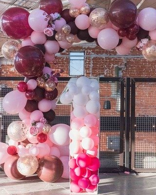 Balloon Garland - (Contact Us to Discuss)