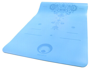 Light Blue Pro Mat (with Free Bag) RRP £60
