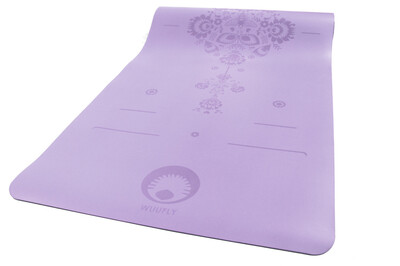 Purple Pro Mat (with Free Bag) RRP £60