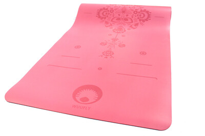 Pink Pro Mat (with Free Bag) RRP £60