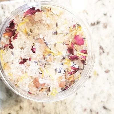 Love Floral Herbal Bath Salt Soak