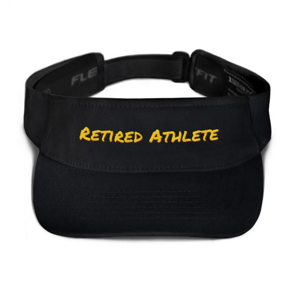 Retired Athlete Visor