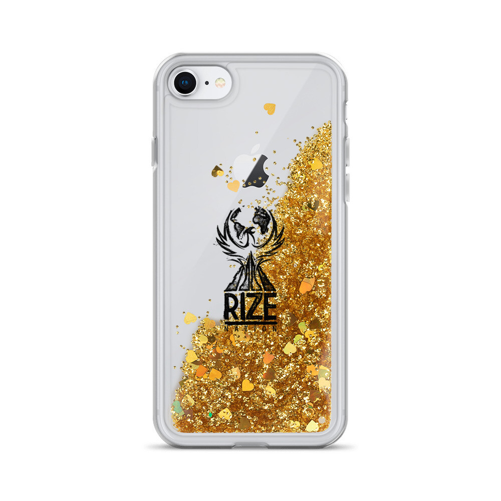 RIZE NATION iPhone Case