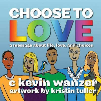 Choose to Love hardcover book (new multi-lingual edition)