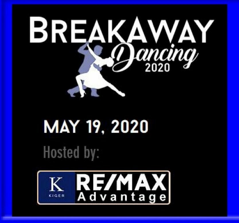 BALCONY Tickets only  -BreakAway Dancing 2020