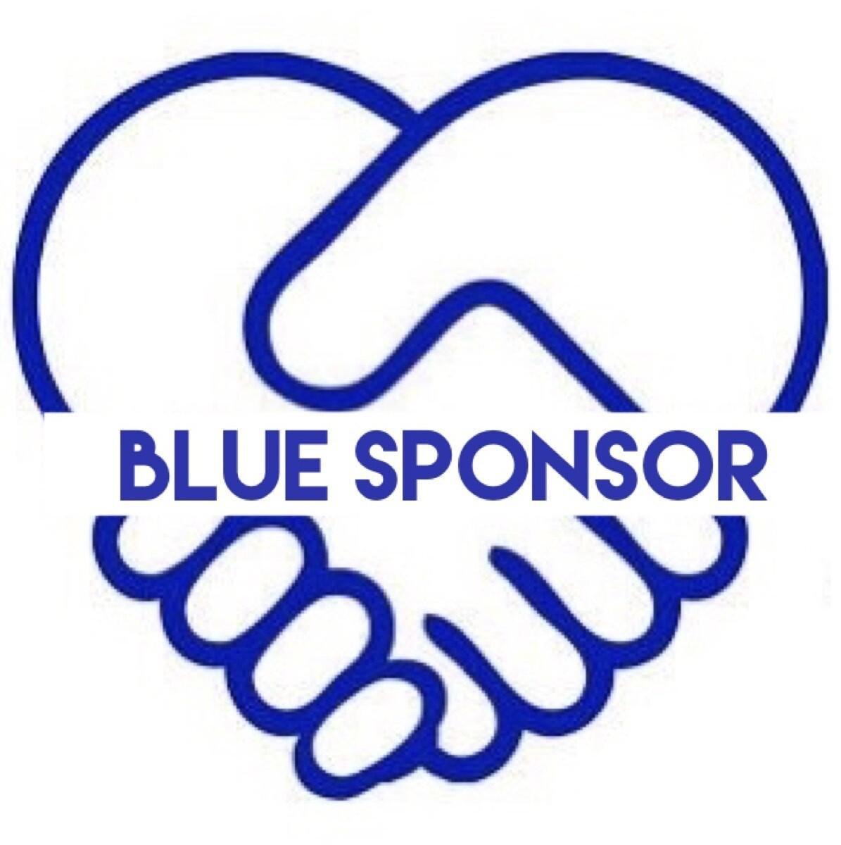 Blue Sponsor a Resident - $75
