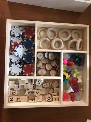Preschool Loose Parts Box