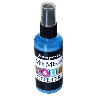 Aquacolor Spray - Azzurro