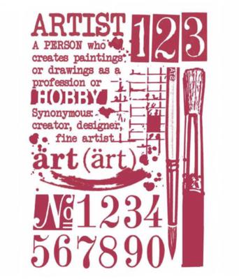 Stencil - Artist