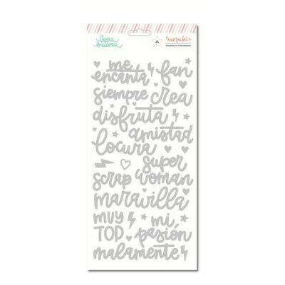 Foam Stickers - Meraki