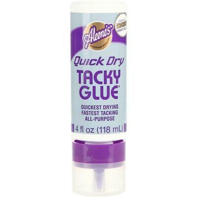 Quick Dry Tacky Glue - Always Ready