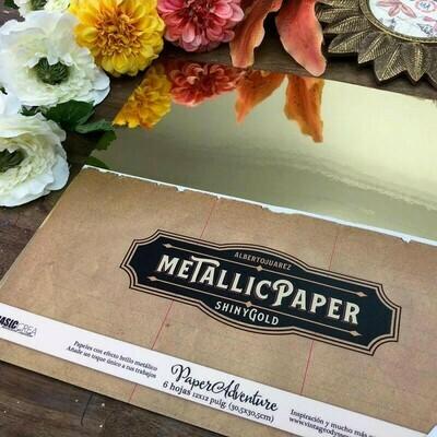 Metallic Paper 12