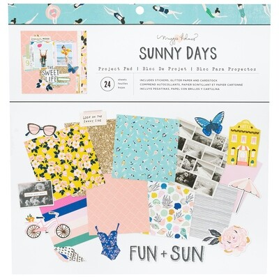 Project Pad - Sunny Days