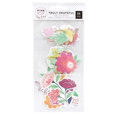 Die Cuts Florales - Truly Grateful